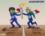 Карикатура месси – Футбольные карикатуры. Месси в глазах Диего Марадоны, подарок от Хосепа Гвардиолы, туринский треугольник и др.